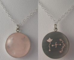 Briar and the Rose Pendant by Utinni