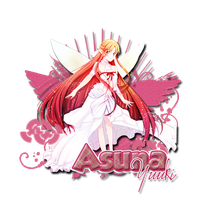 Asuna Signature 2 by sweetnandy