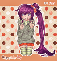 Happy Pocky Day ~ 11.11.2013 by MeiAyasaki