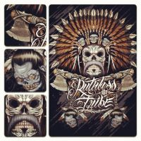 RUTHLESS TRIBE by BROWN73