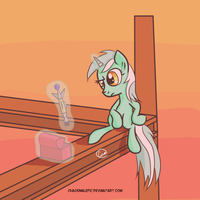 Puzzled Lyra by chaosmalefic