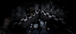 New Animatronic Found in FNAF!!! by ColorfulCobra