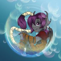 Bubble Child - Dee by Wazaga