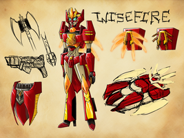 Wisefire Profile by WindyRen