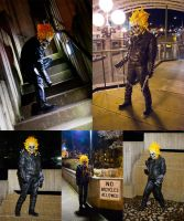 Ghost Rider by Fearless-Zombie