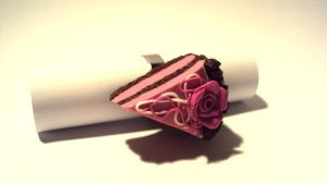 Chocolate rose by Selmmma