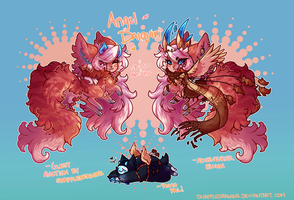 [Guest Auction!] Angel Daiquiri - [OVER] by manaberry