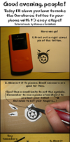 Homunculus phone - Tutorial by RamsestardoHaidi
