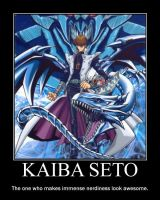 Kaiba Seto Demotivational by LittleElvert