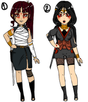 More Clan Adoptables CLOSED by Jolly-Jessie