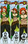 Archery contest comic page 10 by Ritualist