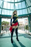 MC :: Ms. Marvel by AnimosityCosplay