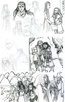 Tumblr Hobbit dump 3 by dances-with-hipsters
