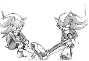 12 the knee hold  shadow by bbpopococo