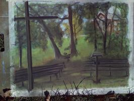 Outdoor Chapel 1 by LilithVallin