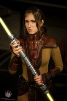Bastila Shan - Star Wars KotOR Cosplay #3 by MagSul