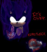 Dark Sonic by FireWitch25