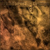 Wandbrush - Grunge 3 by MonkWanderer