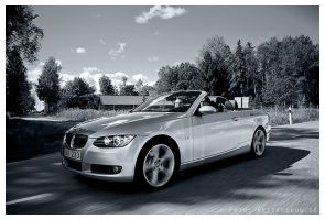 BMW 325i Convertible by PvP