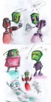 Zim_doodles_2 by Monkey-sama