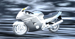 Motorcycle Iray Test by anironbutterfly