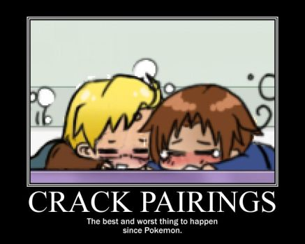 Crack Pairings by shadamyfangirl905