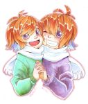 The Fuyuki Twins by Leaglem