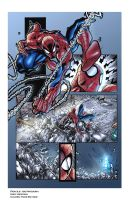 spidey sequential by toddrayner