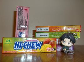 (Similiar Names) Hi-Chew For Heichou by The4StarGeneral