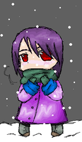 Winter Dreams :Colored: by ArdeOnodera101