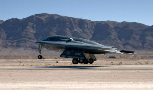 B2 Airborne by jdmimages