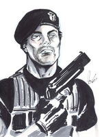 Jay Potts is Expendable by CJZ