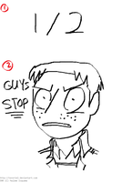 how to draw Marco by Tavoriel