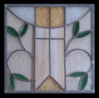 Geometric Stained Glass by Tektonten