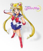 Sailor Moon 2013 (New Anime) by RodrigoYborra