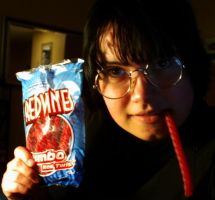 Red Vines: Potter's choice by ChristinaMaree