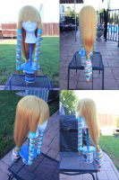 Skyward Sword Zelda Wig by Xelhestiel