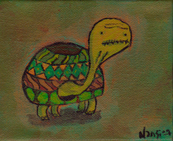 Turtle by toasterb0t