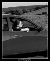 The Driver by Arawn-Photography