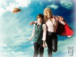 Howl's moving castle - Howl's morning Breeze by Spinelie