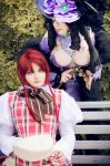Trinity Blood Manga: Flirtation by alberti