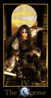 Tarot Series: The Emperor by Niekra