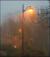 There's a fog upon Robinson by SUDOR