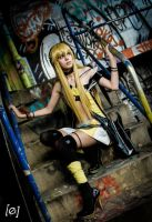 Vocaloid: Lily by RadClawedRaid