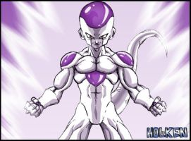 Freeza by DBZwarrior