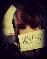 Insecure... by GothicHeart9