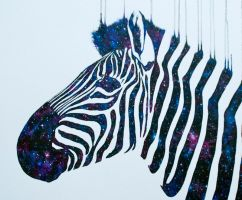 Stars and Stripes - detail by LouiseMcNaught