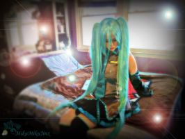 Hatsune Miku Light Song -Cosplay- by MikuMikuJinx