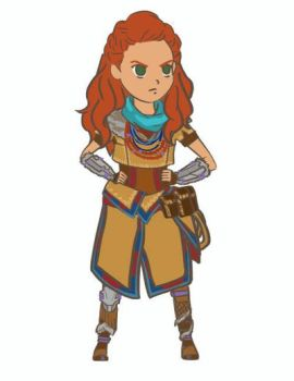 windy Aloy by iamazombiebutterfly
