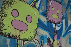 Cats by Molly-Sue